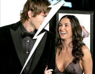 Retour Prédictions Numérologiques : Demi Moore et Ashton Kutcher divorcent… Vu le 25 octobre 2011 !