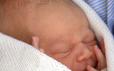 Son Altesse Royale le Prince George, né un 22 juillet, nombre des rois !