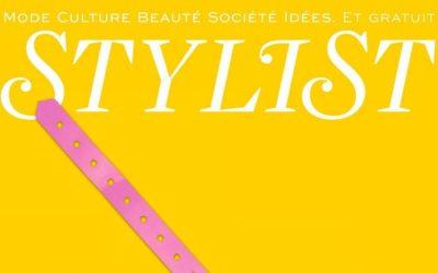 Numéroscope de l'année pour le magazine Stylist
